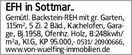 EFH in Sottmar..