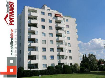 Mit Blick auf den Teutoburgerwald - 2 Zimmerwohnung in Bad Salzuflen!