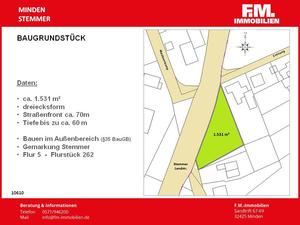 Viel Platz im Norden Mindens ( Bereich Maulbeerkamp )