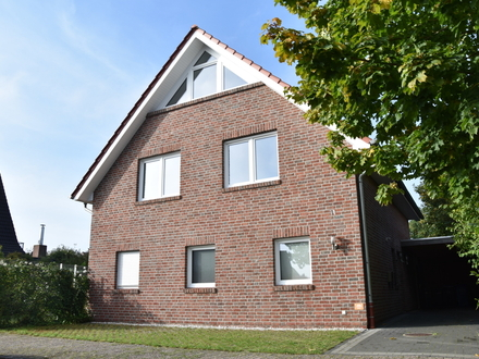 Oldenburg: Helle 4-Zimmer-Maisonette-Wohnung mit Balkon in ruhiger Lage, Obj. 5353