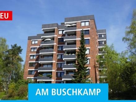 Im Ortszentrum: 3-Zimmer-Wohnung mit Loggia und Fahrstuhl