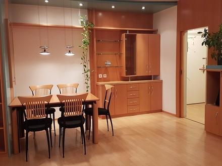 Schöne 3 Zimmer Wohnung teilmöbliert
