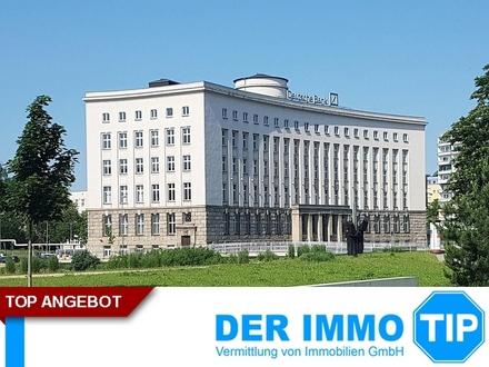 Chemnitzer Innenstadt - großräumige Bürofläche