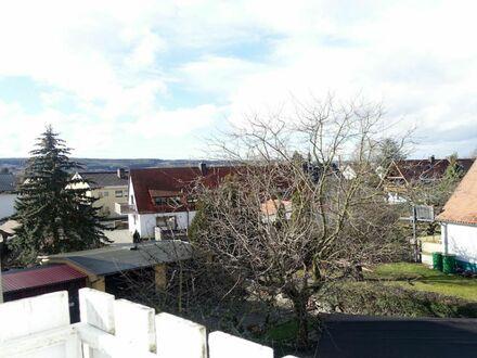 1 4 9. 0 0 0,- für 3 Zimmer 7 2 qm + SONNEN- BALKON zum Kellerberg + Gartennutzung + Garage