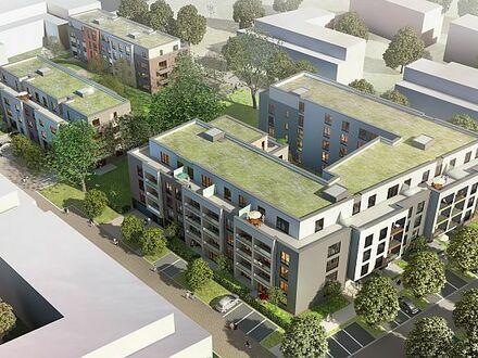 Neubau Caspari-Viertel / Beispielwohnung