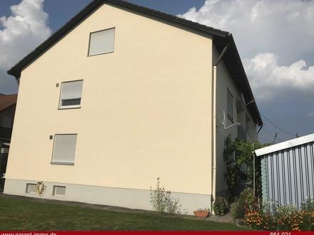 Helle 3 Zimmer-Wohnung in Baar-Ebenhausen mit Gartenanteil