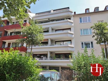 Großzügige Ein-Zimmer-Wohnung im schicken Barkhof-Viertel!