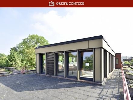 Penthouse mit Dachterrasse in zentraler Lage von Bonn-Poppelsdorf