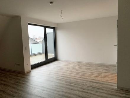 Attraktive, großz. 2-Zi-Wohnung im Dachgeschoss mit großer, sonniger Loggia Gütersloh