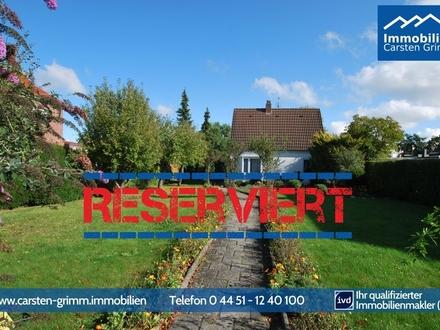 Ein Haus mit vielen Optionen und Reserven, machen Sie es zu Ihrem Projekt - zentral in Varel! Preis VHB!