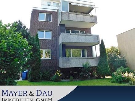 Oldenburg: Sanierungsbedürftige Wohnung in gefragter und zentraler Lage, Obj. 4253