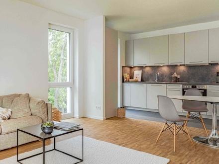 Moderne 3-Zimmer-Neubauwohnung im schönen Groß Borstel