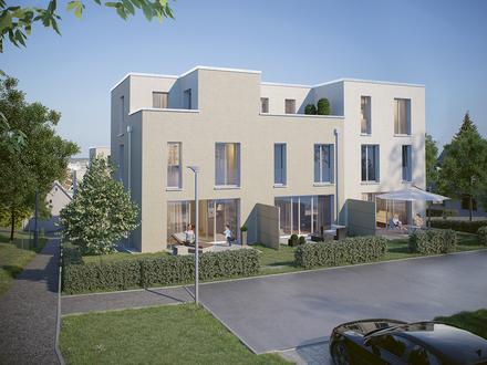 Mittelhaus in Filderstadt-Plattenhardt »Reihenhäuser Säcklersgängle«