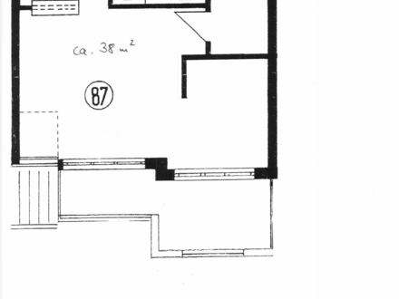 Alte Neustadt, Am Deich 64 D, 1-Zimmer-Wohnung