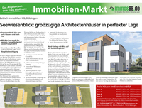 Seewiesenblick: großzügige Architektenhäuser in perfekter Lage