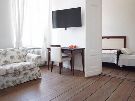 Moderne 2-Zimmer-Wohnung zu vermieten in Mitte