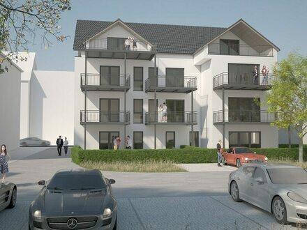 Neubau Erdgeschosswohnung mit Gartenanteil an der Radrennbahn