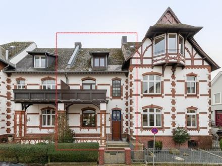 Exklusives Jugendstilhaus auf der Westlichen Höhe in Flensburg