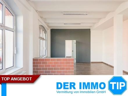 70 m² große Bürofläche im Loft-Charakter in Dresden Laubegast zur Miete