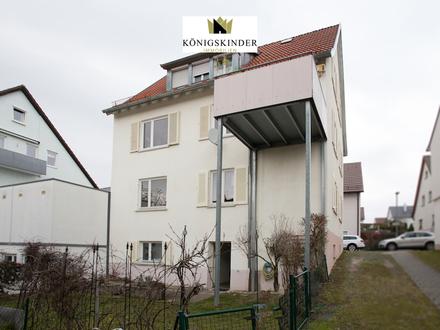 Freistehendes Dreifamilienhaus in Top-Lage von Weilimdorf