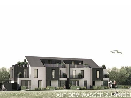 Krumpendorf am Wörthersee: Exklusive Neubau - Reihenhäuser in Seenähe