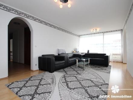 BERK Immobilien - Helle 4-Zimmerwohnung in Dietzenbach mit großem Balkon - Fernblick inklusive