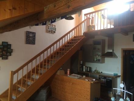 2 Zimmer Galeriewohnung mit Bergblick