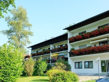 Frische Luft und Berge, Berge, Berge! Herrliche 3-Zimmer Dachgeschosswohnung in Nußdorf!