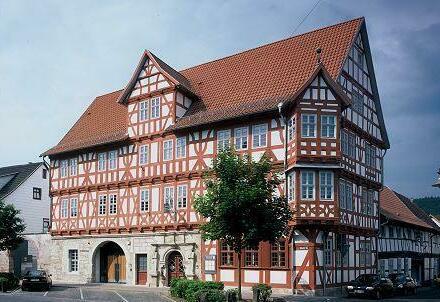 +++Charmantes Hotel- und Restaurant mit Vollausstattung im Zentrum von Wanfried +++