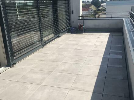 Penthouse-Wohnung in Straubing