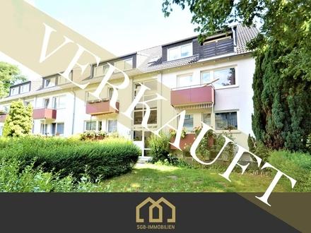 Verkauft: Horn / 3-Zimmer Wohnung mit Sonnenbalkon nahe der Universität