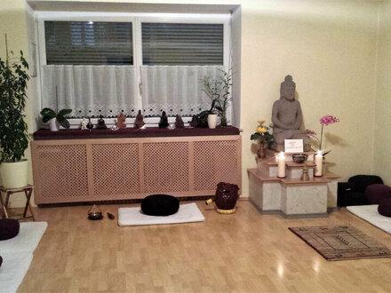 Benützung der Räumlichkeiten in Salzburg für Meditation und Beratung