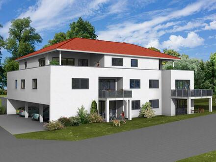 VERKAUFT!!! 2. BAUABSCHNITT!! Schicke 2-Zimmerwohnung mit Westbalkon im Zentrum von Lübbecke!