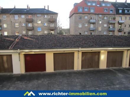 Dürerstraße: Einzelgarage ab sofort zu vermieten!