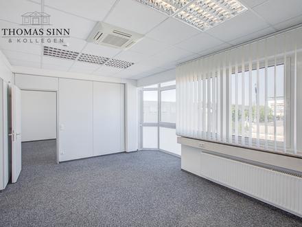 GEWERBE m²: Schöne helle Büroetage für Ihren Gewerbebetrieb