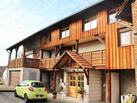 2 Häuser mit sehr großem Grundstück in Aschaffenburg-Obernau