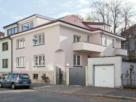 Mannheim-Oststadt am Luisenpark:Ideale Stadtwohnung in bester Wohnlage