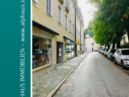 Vermietetes Wohn-und Geschäftsgebäude im Stadtzentrum von Bad Reichenhall