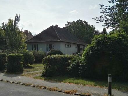 Attraktives Einfamilienhaus mit Keller auf sehr großem Grundstück
