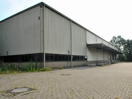 3.500 m² Lagerimmobilie in sehr guter Lage