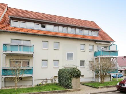 Helle 3-Zimmer-Wohnung in ruhiger Wohnlage sucht neuen Eigentümer!