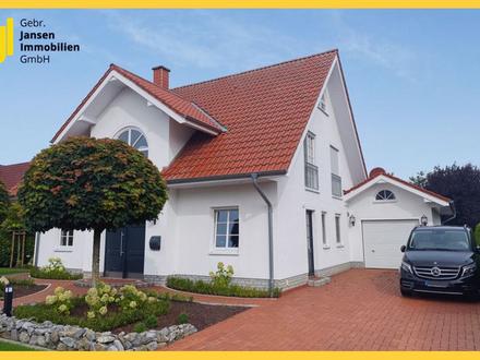 Ein Traum in Weiß! Neuwertiges Wohnhaus mit hochwertiger Ausstattung!