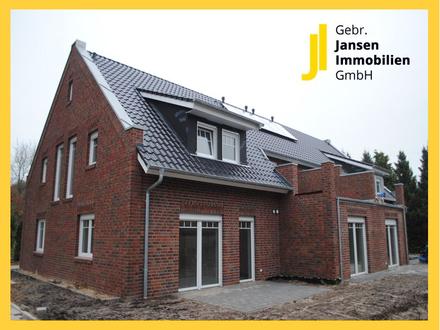 Neubau-Erstbezug!!! Erdgeschoss-Wohnung mit Terrasse in Sögel!!!