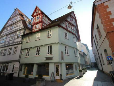 Historisches Wohn- und Geschäftshaus mit einmaligem Münsterblick