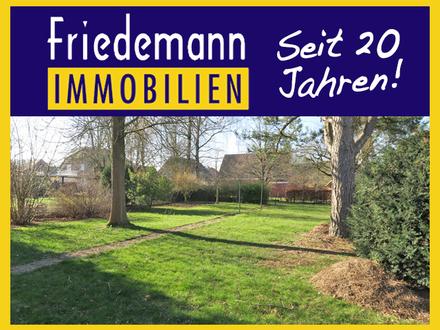 Schönes Baugrundstück in bester Lage von Bad Oeynhausen - Lohe