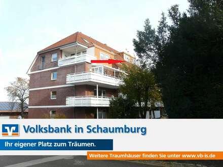 Zur Kapitalanlage - tolle Eigentumswohnung in Bad Nenndorf