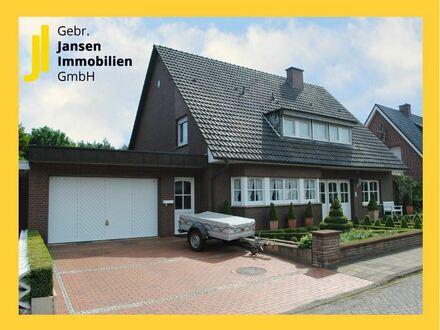 Großzügiges Einfamilienhaus mit mögl. Einliegerwohnung im TOP-Zustand in Lingen!