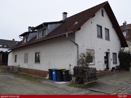 *Offingen: Geräumige 4 Zimmer-Dachgeschoss-Wohnung in idealer Lage*