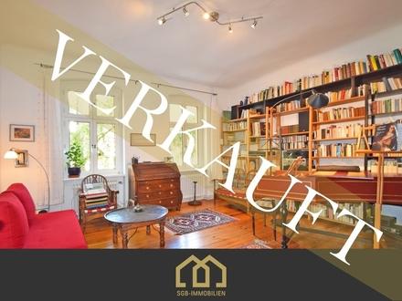 Verkauft: Berlin Charlottenburg / Chance auf eine tolle 3-Zimmer-Wohnung mit Balkon in Bestlage