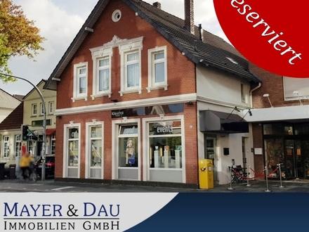 Oldenburg: Attraktive Gewerbefläche an hochfrequentierter Lage in Nadorst! Obj. 4456
